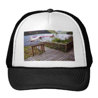 USUganik Lake Cabin Deck and Floatplane Trucker Hat
