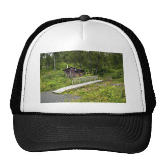 USUganik Lake Recreation Cabin Trucker Hat