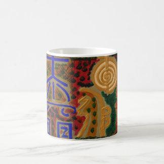 USUI REIKI symbols Coffee Mugs