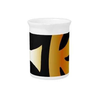 USVA emblem symbol Eckankar Drink Pitchers