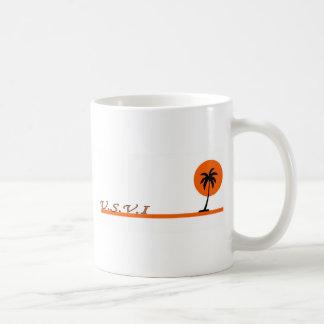 USVI COFFEE MUG