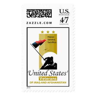 USVIA Stamps (.41)