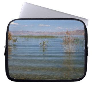 UT, Bear Lake Laptop Sleeve