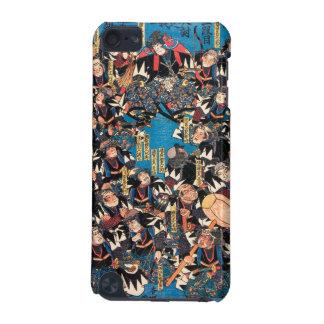 Utagawa Kunisada loyalists discussion ukiyo-e art iPod Touch 5G Cases