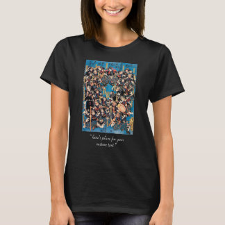 Utagawa Kunisada loyalists discussion ukiyo-e art T-Shirt