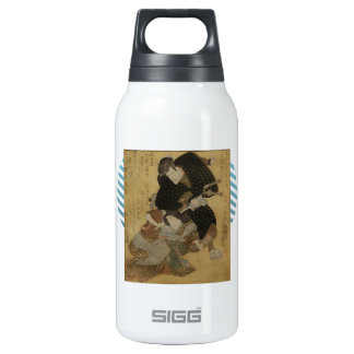 Utagawa Kunisada- Portrait of the actor SIGG Thermo 0.3L Insulated Bottle