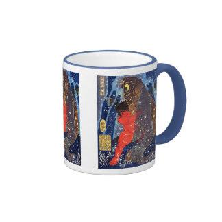 Utagawa Kuniyoshi and Sakata robust child circle ( Ringer Coffee Mug