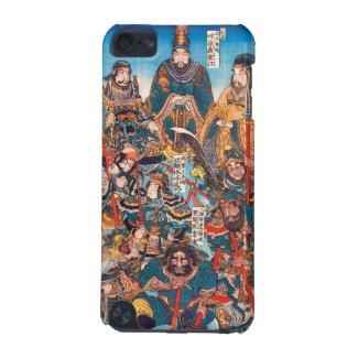 Utagawa Kuniyoshi Legendary Suikoden heroes iPod Touch 5G Cover