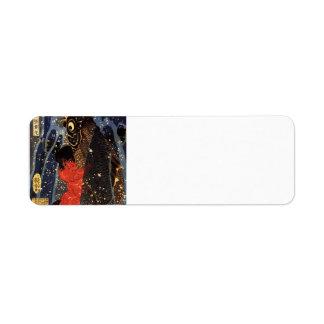 Utagawa Kuniyoshi: Sakata Kintoki struggling Labels