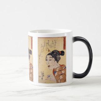 Utagawa Kuniyoshi, with it does and more it is, it Magic Mug