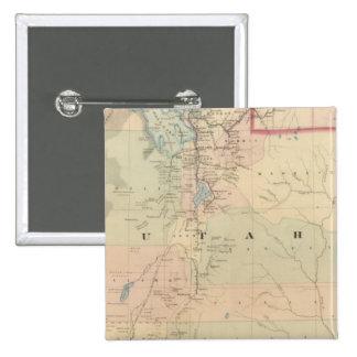 Utah 5 pin cuadrado