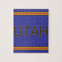 Utah 8x10 Puzzle with Gift Box
