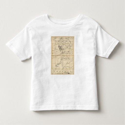 Utah 9 toddler t-shirt