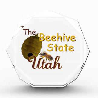 UTAH ACRYLIC AWARD