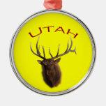 Utah Adornos De Navidad
