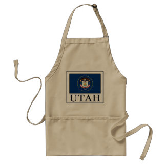 Utah Adult Apron