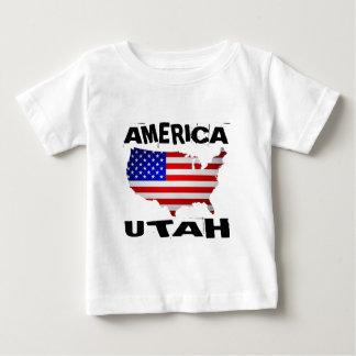 UTAH AMERICAN STATE DESIGNS BABY T-Shirt