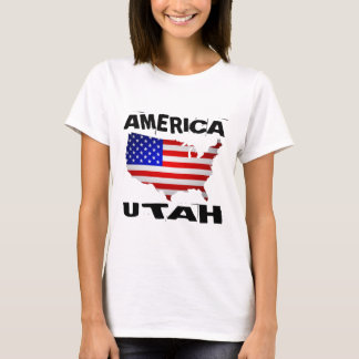 UTAH AMERICAN STATE DESIGNS T-Shirt