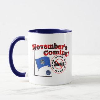 Utah Anti ObamaCare – November's Coming! Mug