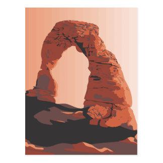 Utah Arch Postcard