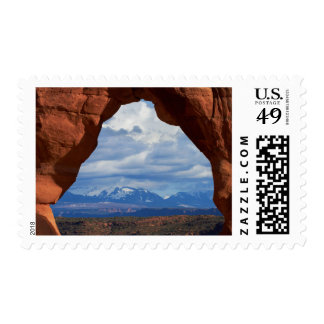 Utah, Arches National Park, Delicate Arch Postage
