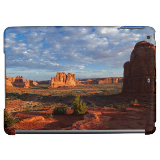 Utah, Arches National Park, rock formations 1 Cover For iPad Air