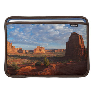 Utah, Arches National Park, rock formations 1 MacBook Air Sleeve