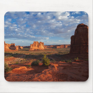 Utah, Arches National Park, rock formations 1 Mouse Pad