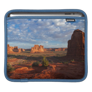 Utah, Arches National Park, rock formations 1 Sleeve For iPads