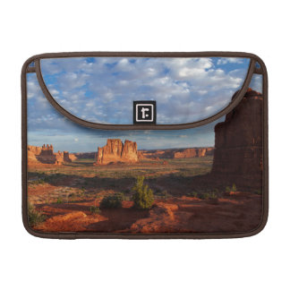 Utah, Arches National Park, rock formations 1 Sleeve For MacBooks