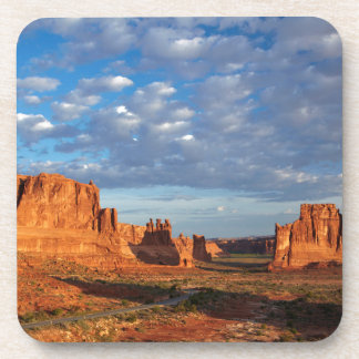 Utah, Arches National Park, rock formations 2 Beverage Coaster