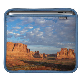 Utah, Arches National Park, rock formations 2 iPad Sleeve