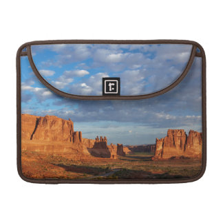 Utah, Arches National Park, rock formations 2 Sleeve For MacBook Pro