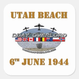 Utah Beach 6th June 1944