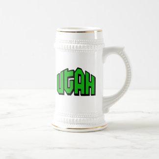 Utah Beer Stein