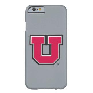 Utah Block U Barely There iPhone 6 Case