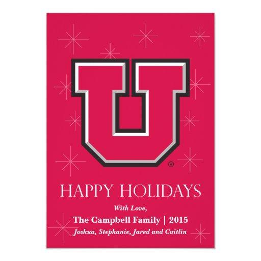 U Card Utah Block U Card | Za...