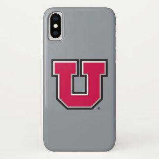 Utah Block U iPhone X Case