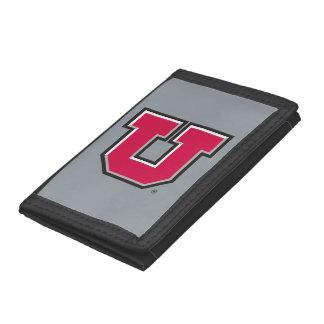 Utah Block U Tri-fold Wallet