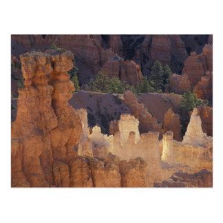 Utah, Bryce Canyon National Park. Hoodoos, Postcard