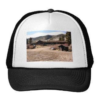 Utah Cabin Trucker Hat
