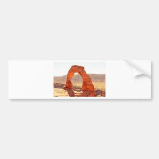 Utah Etiqueta De Parachoque
