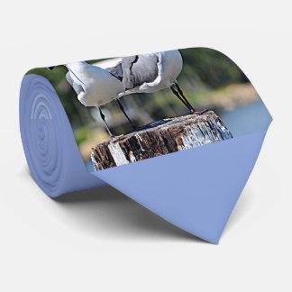 Utah California Gull Tie