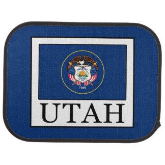Utah Car Mat