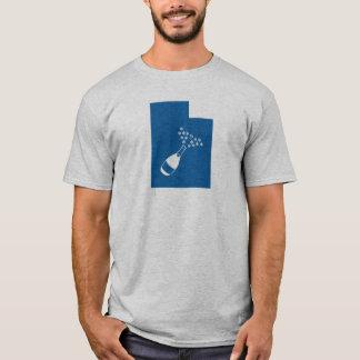 Utah Champagne Powder T-Shirt