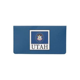 Utah Checkbook Cover