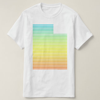 utah chill fade T-Shirt