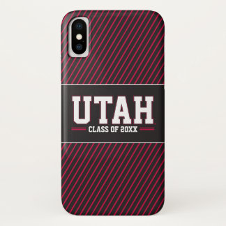 Utah Class Year iPhone X Case
