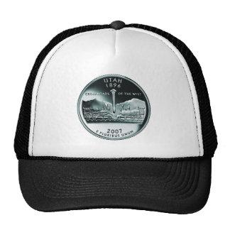 Utah_coin_45 Trucker Hat