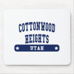 Utah College Style tee shirts Mouse Pad